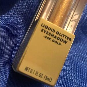NIB E.L.F. 24K Gold Liquid Glitter Eyeshadow